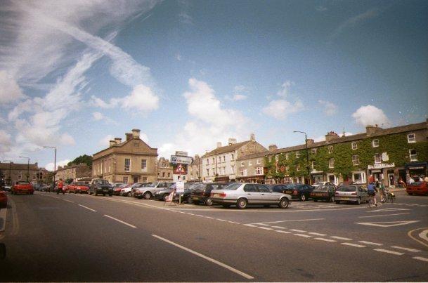 Leyburn Market Square